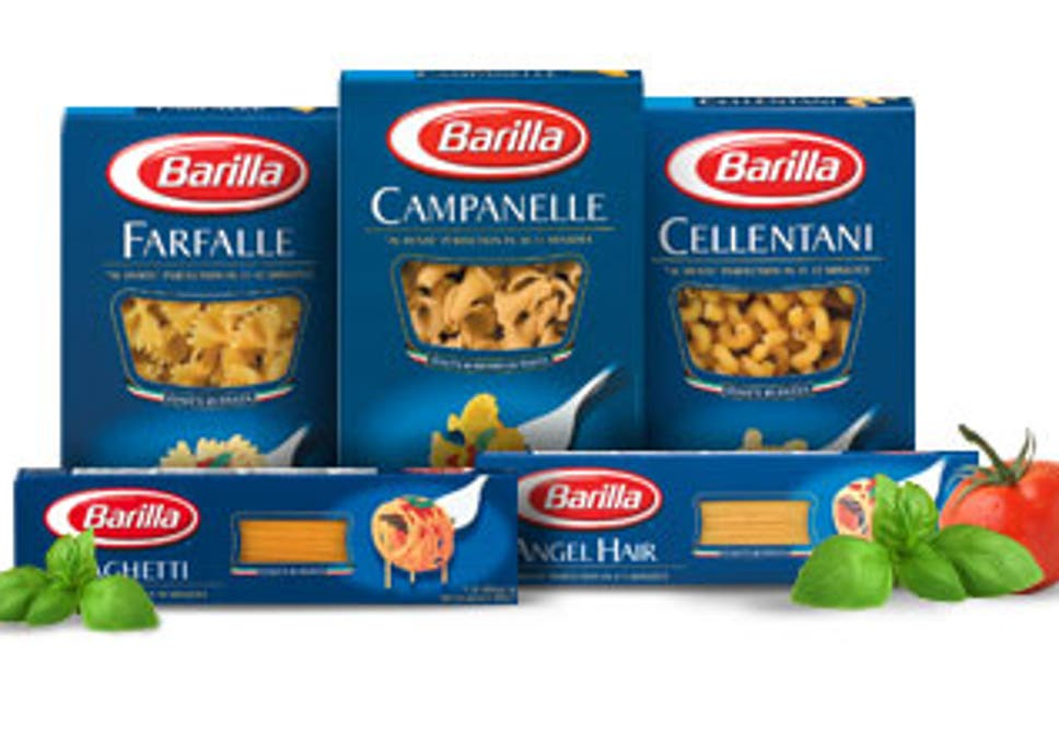 Barilla pasta homosexual comments
