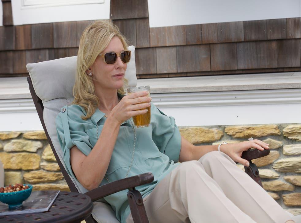 Cate Blanchett stars in Blue Jasmine