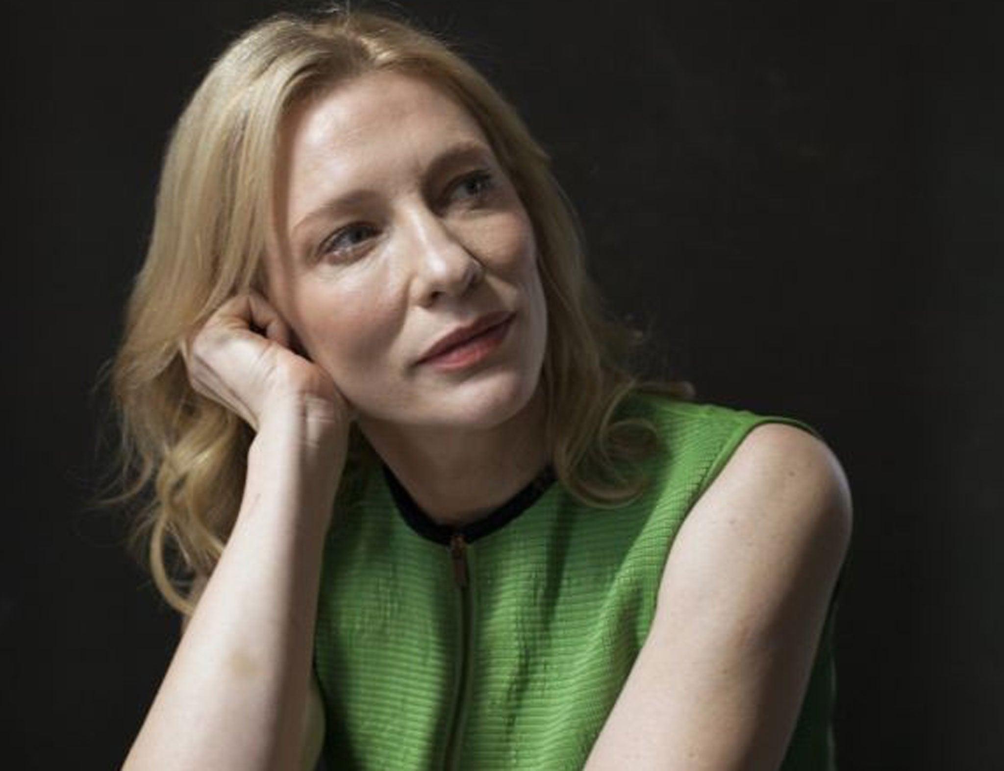 Cate Blanchett Woody Allen Film