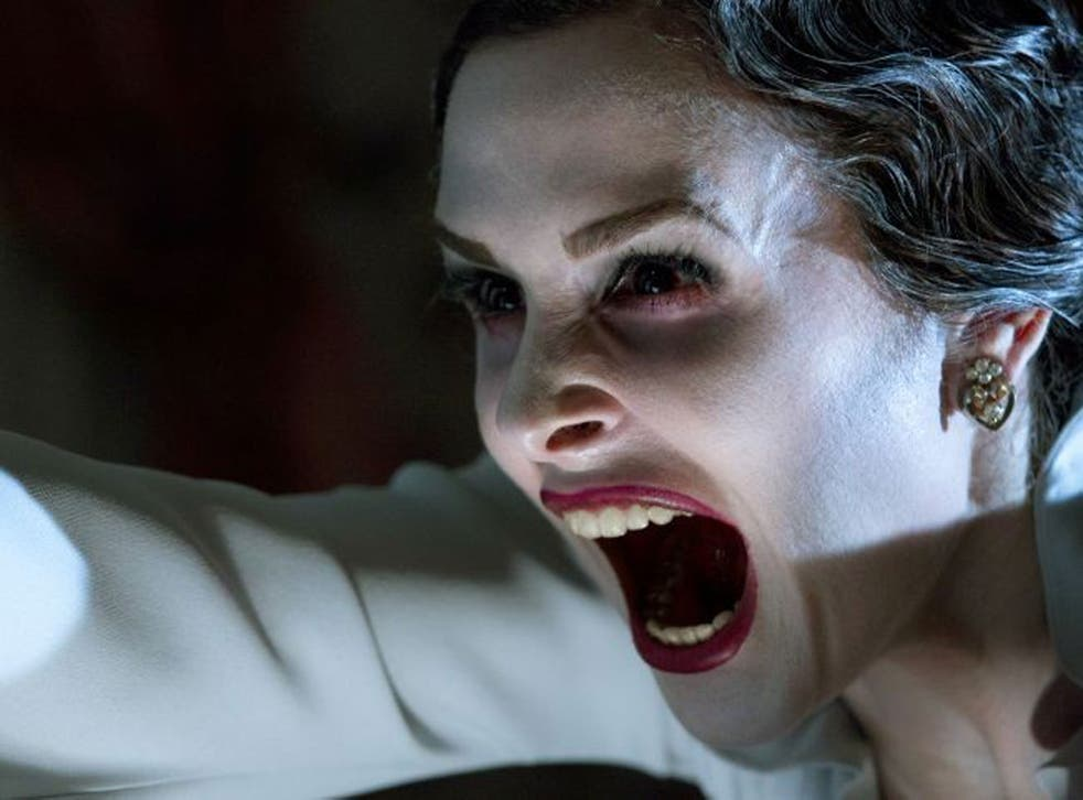 """Danielle Bisutti in a scene from """"Insidious: Chapter 2"""""""