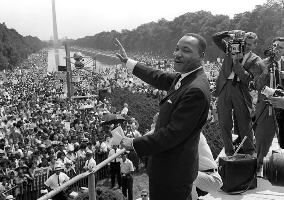 Martin Luther King Day Read Civil Rights Leaders I Have A Dream