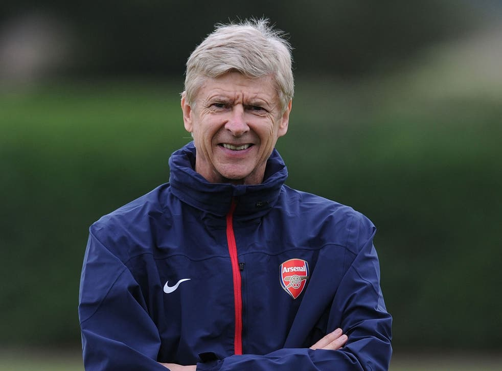 Arsène Wenger hopes to sign a new contract with Arsenal this season