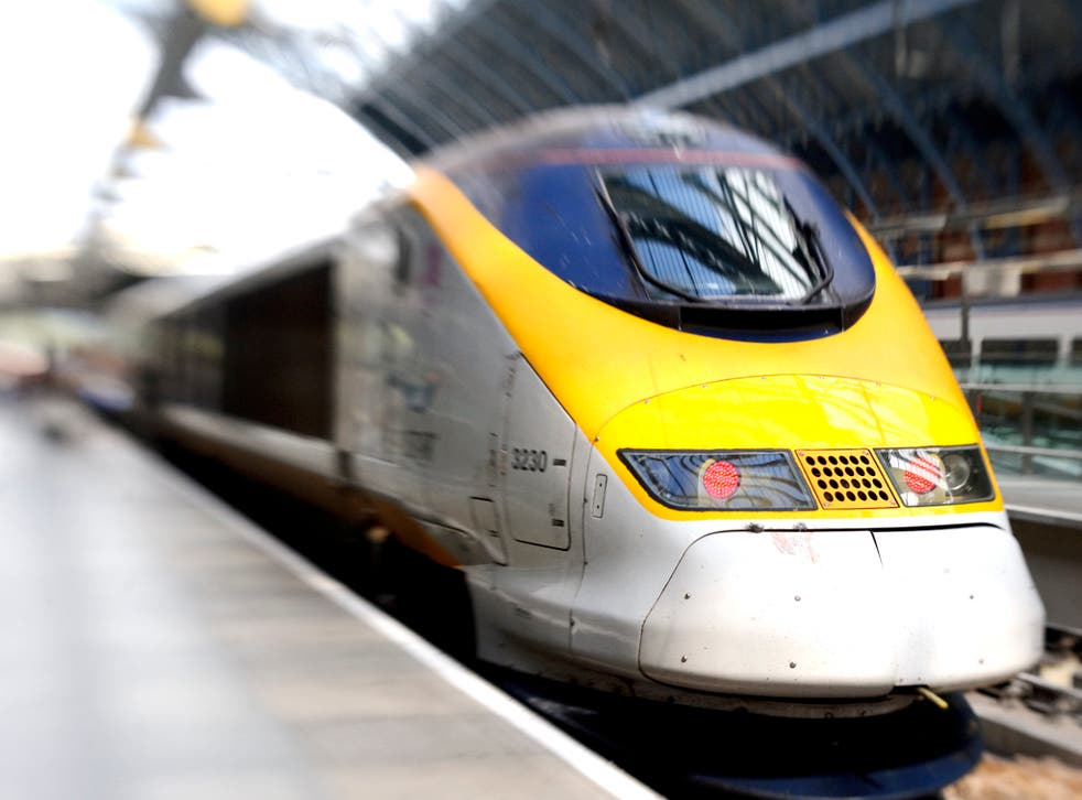 The UK is expected to sell its 40 per cent stake in the Eurostar rail service