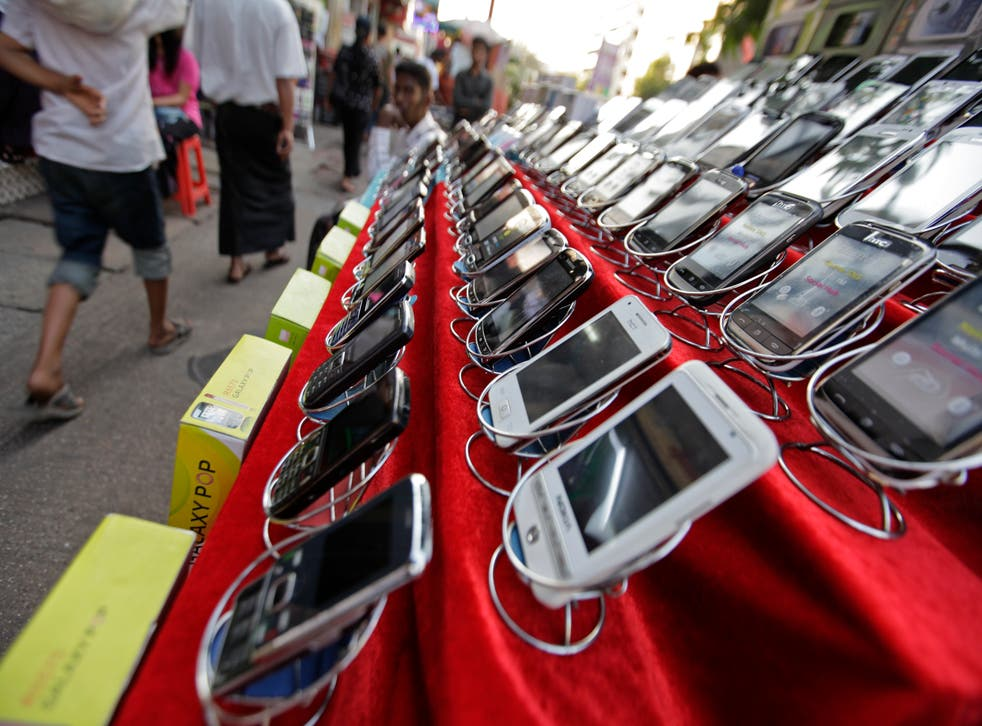 Smartphones could be linked together to create a network of earthquake detectors.