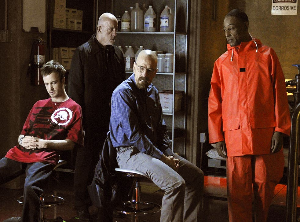 Breaking Bad's finale was a critical and commercial success