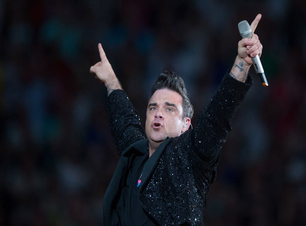Robbie Williams will talk to Radio 4 about his first solo album