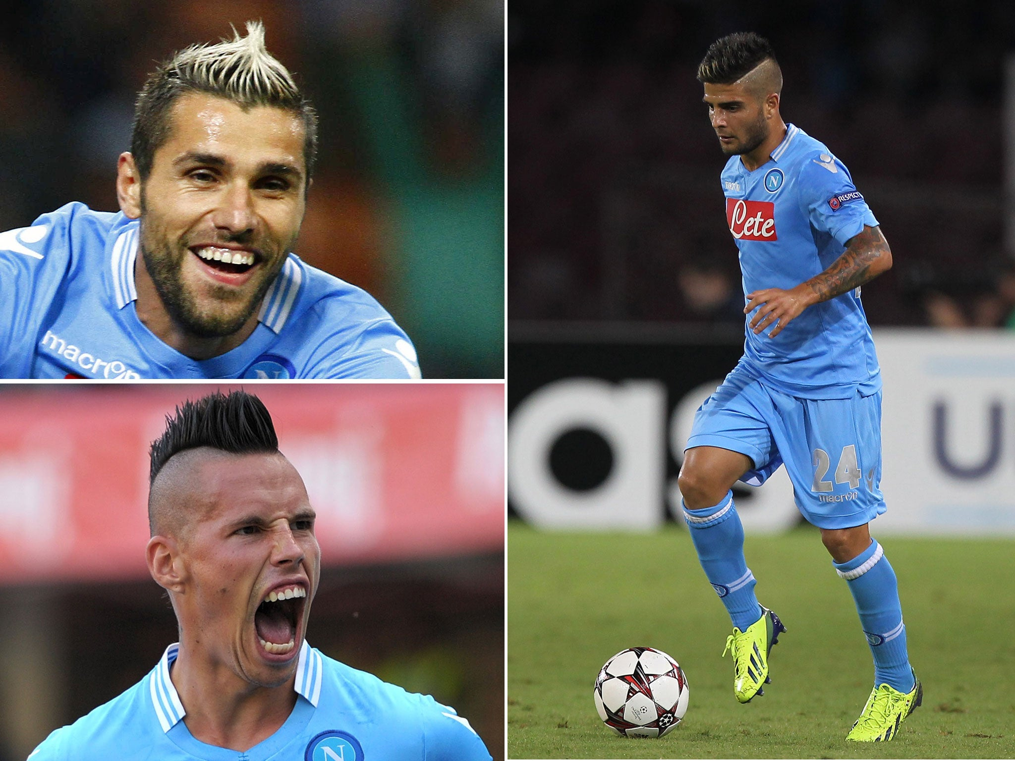 Arsenal V Napoli Arsenal Must Be Cautious Of Lorenzo Insigne And