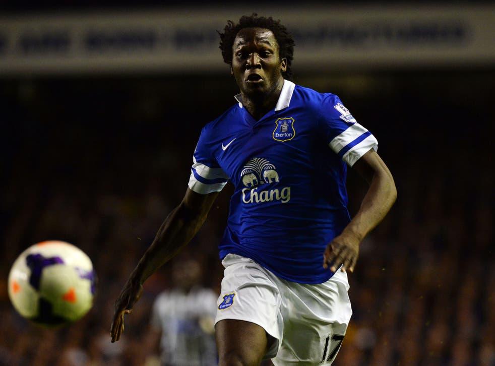 Romelu Lukaku scored twice in Everton's 3-2 win over Newcastle