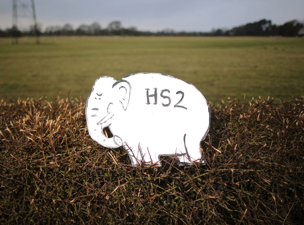 The chorus of HS2 criticism has got louder in recent weeks