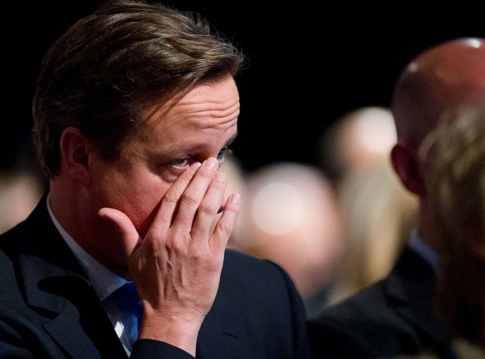 David Cameron was asked by a radio host to say how much he thought a loaf of value bread was to prove he understands the living costs for ordinary voters