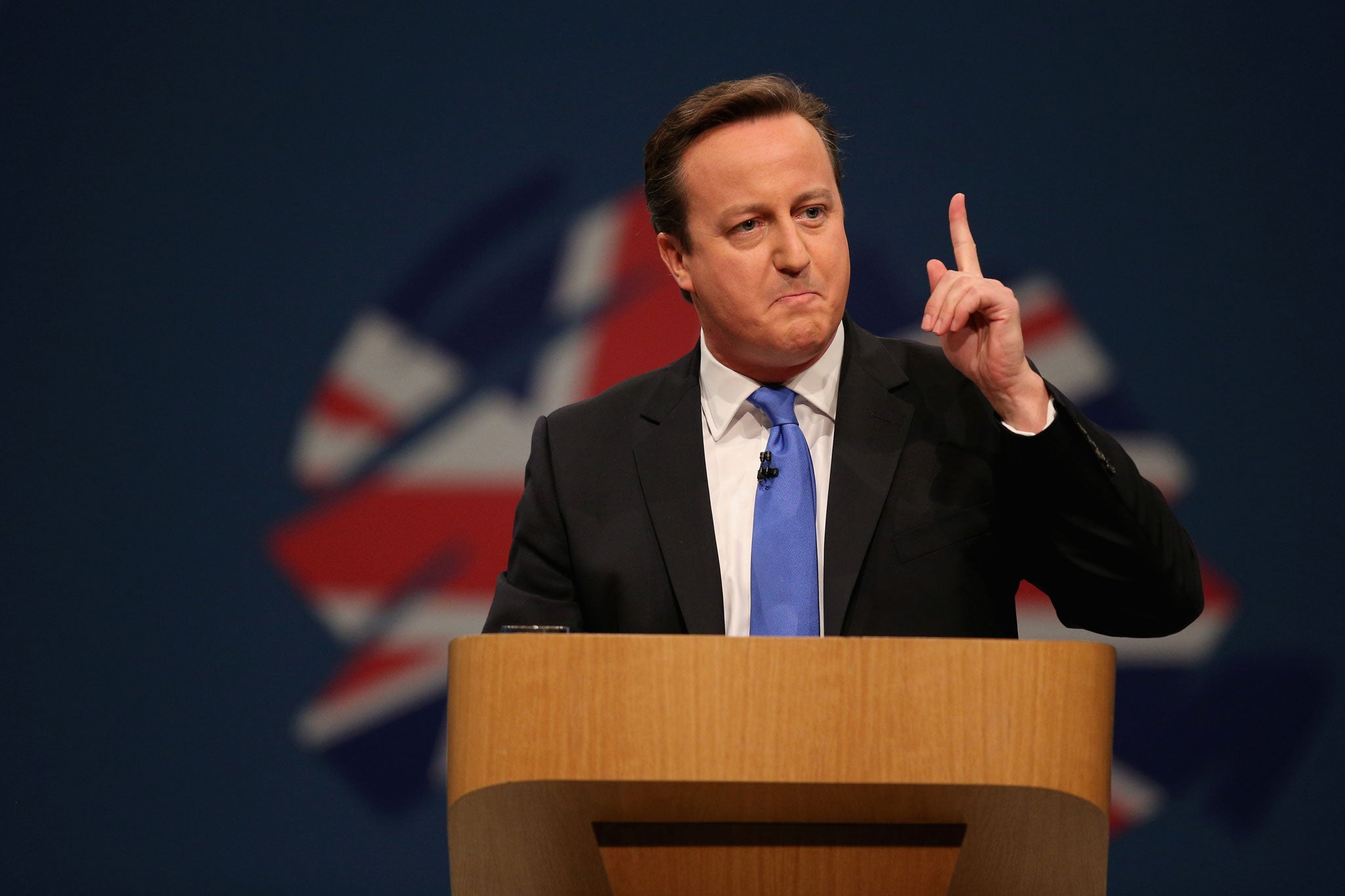 Image result for Cameron Speech