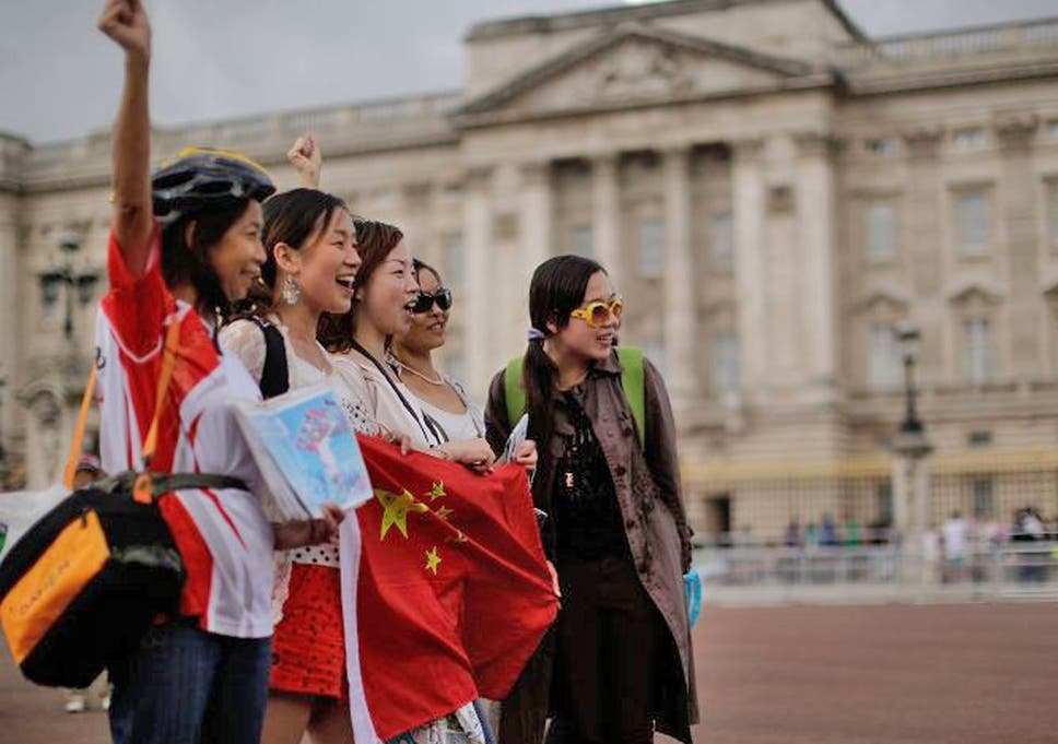 Revealed How Chinese Tourists Should Behave Abroad The Independent