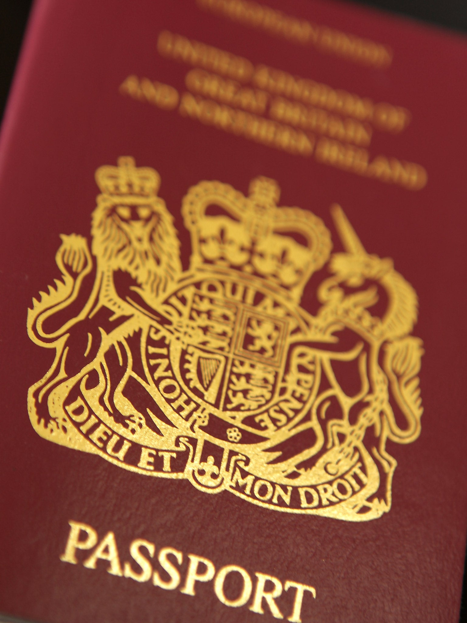 Access (almost) All Areas: The British Passport Is No1 For Visafree  Travel  The Independent
