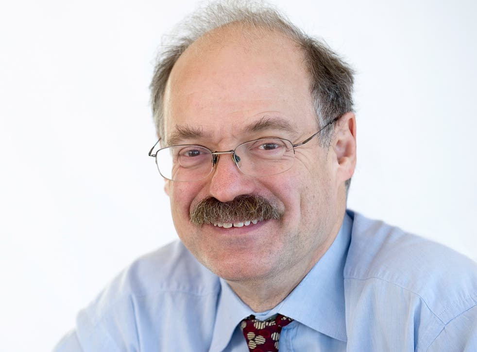 Sir Mark Walport: 'We are very good as a race at adapting'