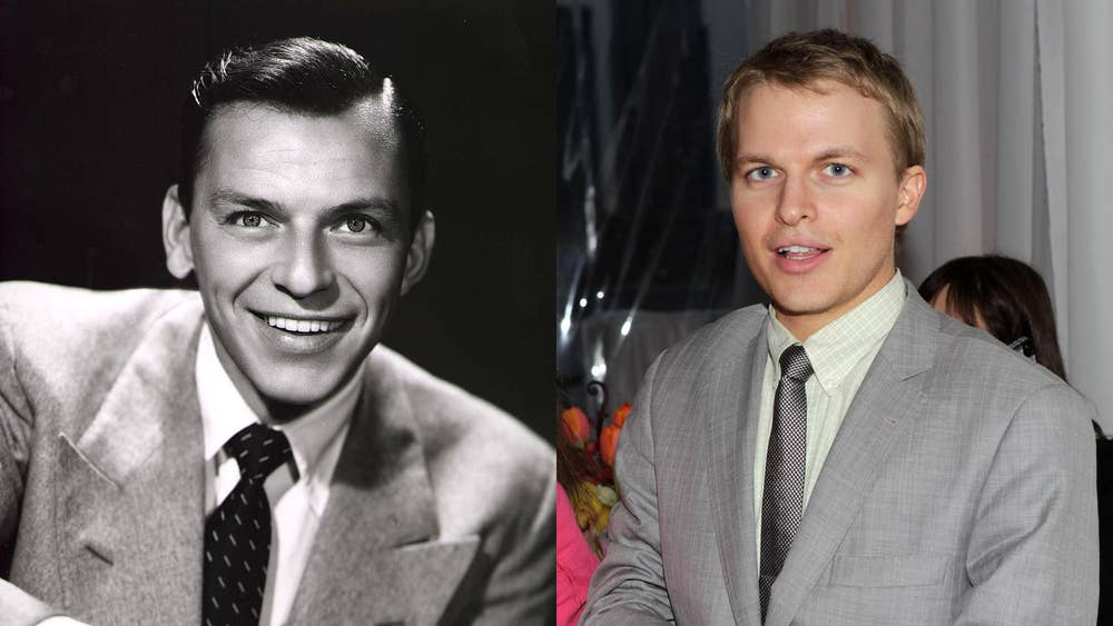d0ae8ed85625 Mia Farrow admits that Frank Sinatra could be the father of her son Ronan