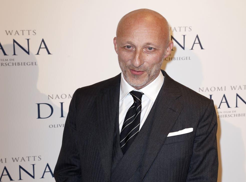 Oliver Hirschbiegel, the director of Diana