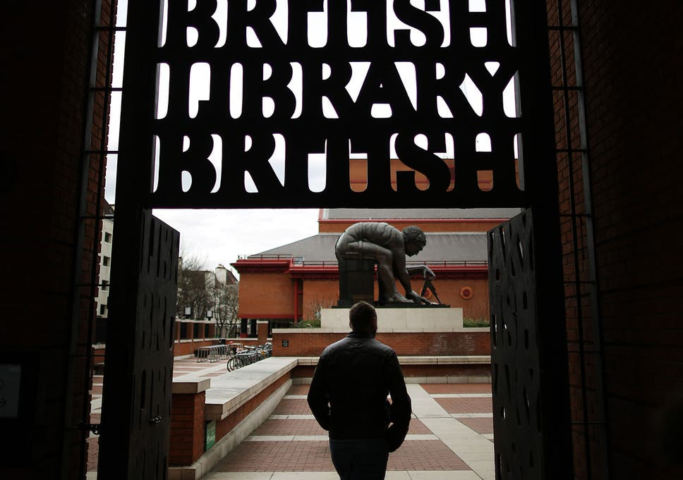 british library speed dating