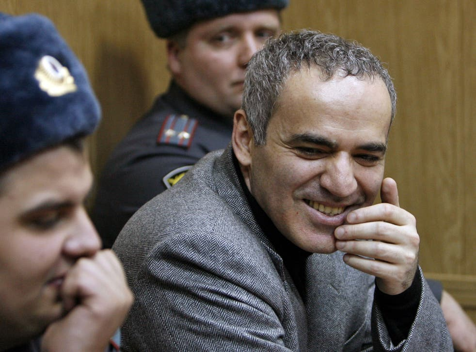 Garry Kasparov will receive 10,000 euros as compensation from the Russian government