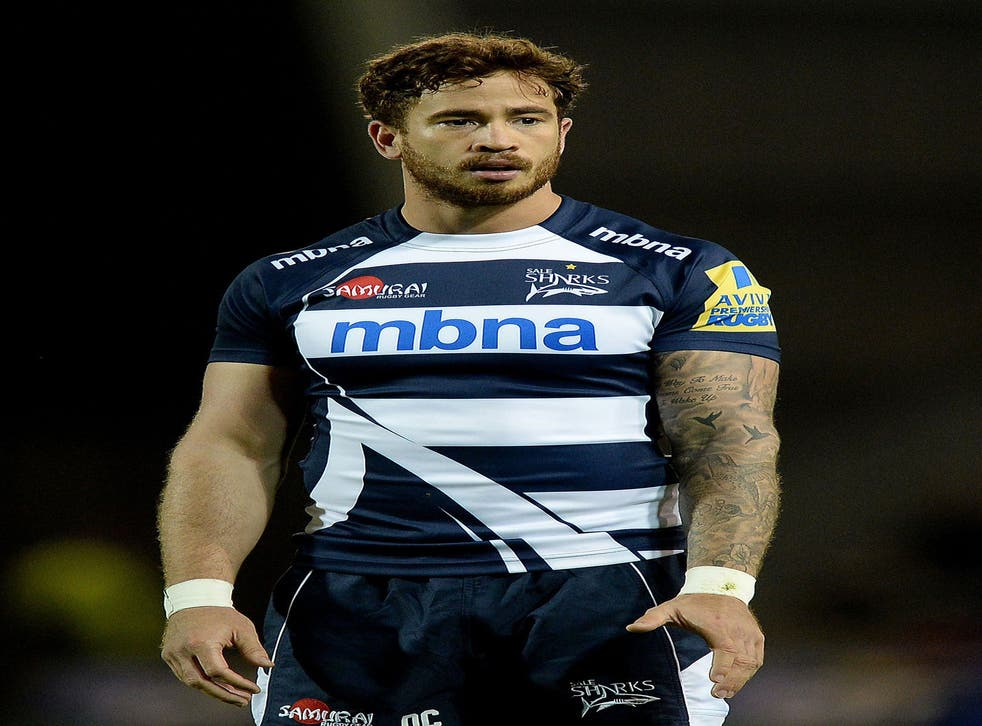 Danny Cipriani: The former England man kicked 14 points for Sale last night