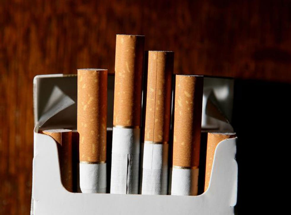 The Government has insisted it has no plans to introduce plain cigarette packaging