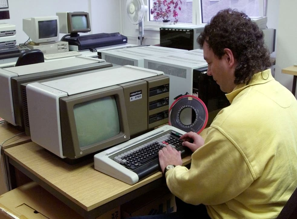 Your computer might not be quite as old as this, but slow wait times can make anyone feel like they're working in the 90s.