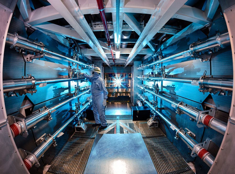 California's National Ignition Facility, where experiments in fusion are being conducted, could yield a source of self-sustaining energy