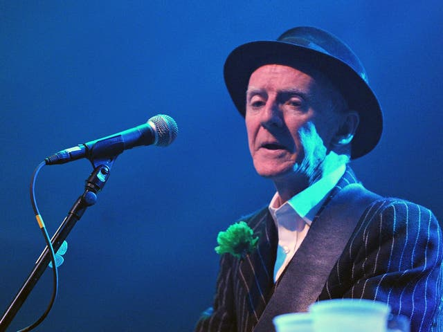 Phil Chevron of The Pogues