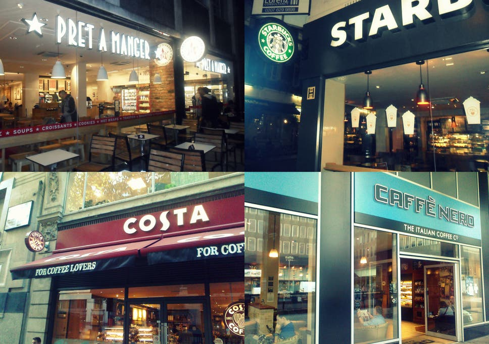Coffee Countdown Which Is The Best High Street Student