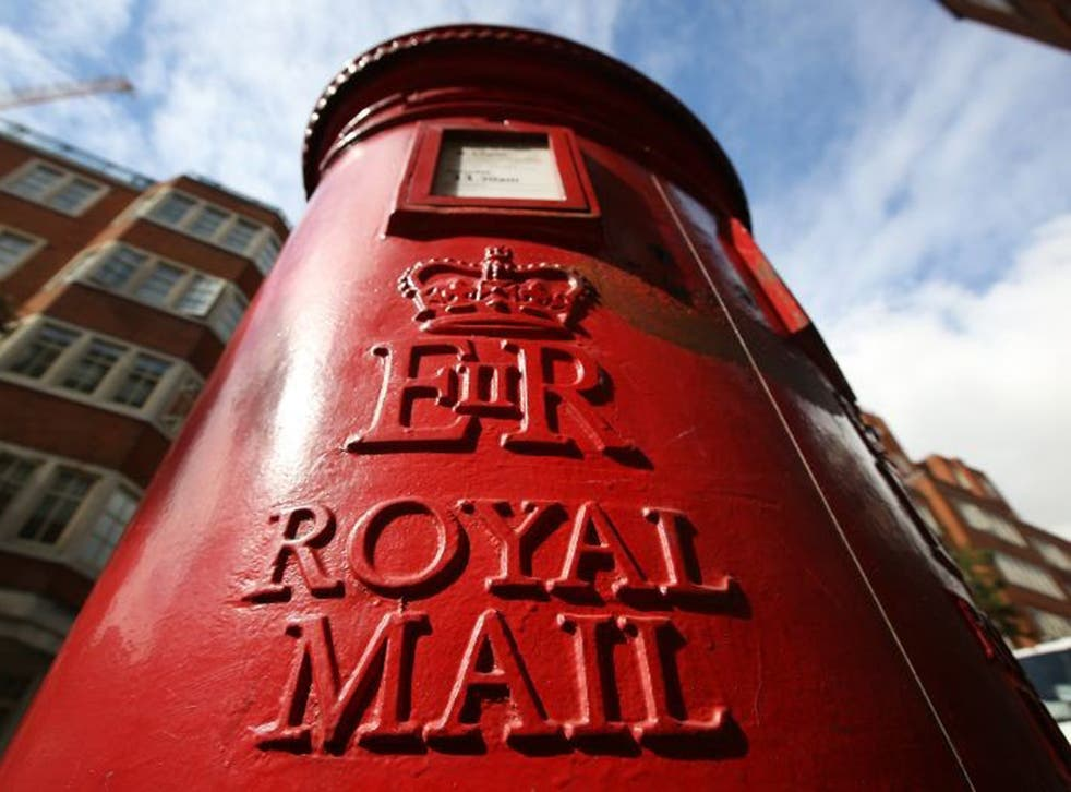 Royal Mail shares will be priced at 330p, putting the total value of the Royal Mail at £3.3bn.