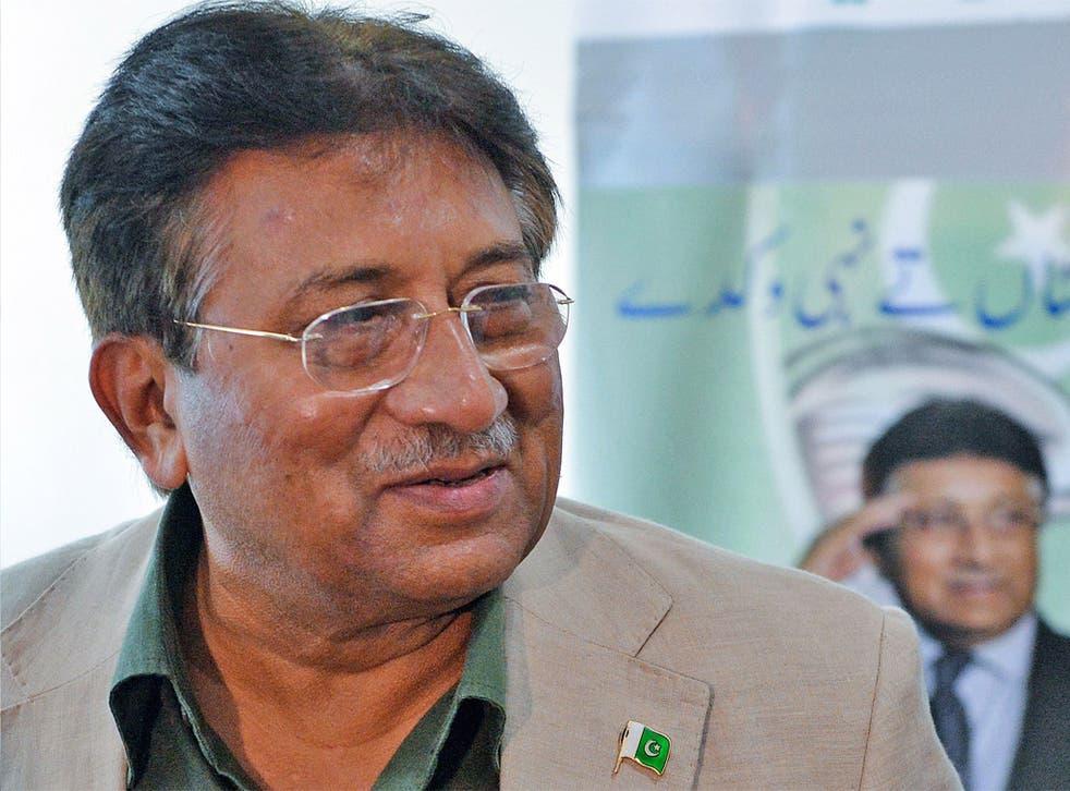The arrest of Pervez Musharraf broke new ground in Pakistan