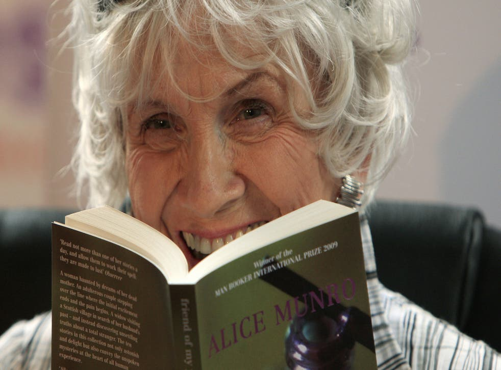 Canadian author Alice Munro has won the Nobel Prize for Literature 2013