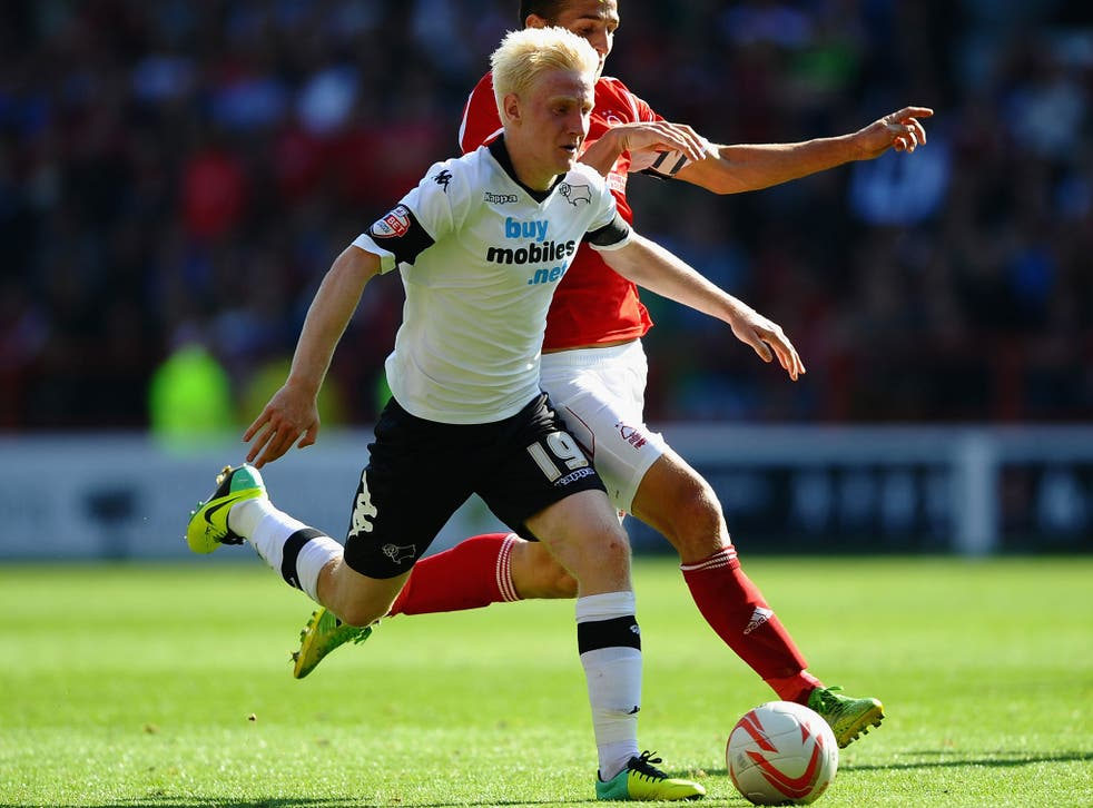 Will Hughes has emerged as a transfer target for Manchester United boss David Moyes