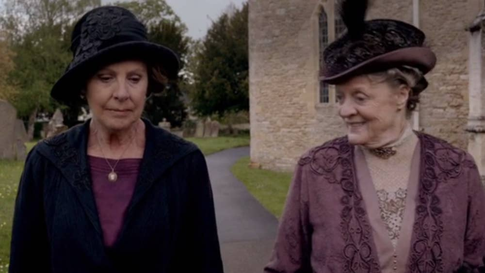 887a6db5a77e First look  Downton Abbey episode four - Isobel Crawley upset to see ...