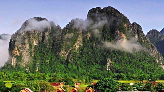 Paradise regained: serene Vang Vieng
