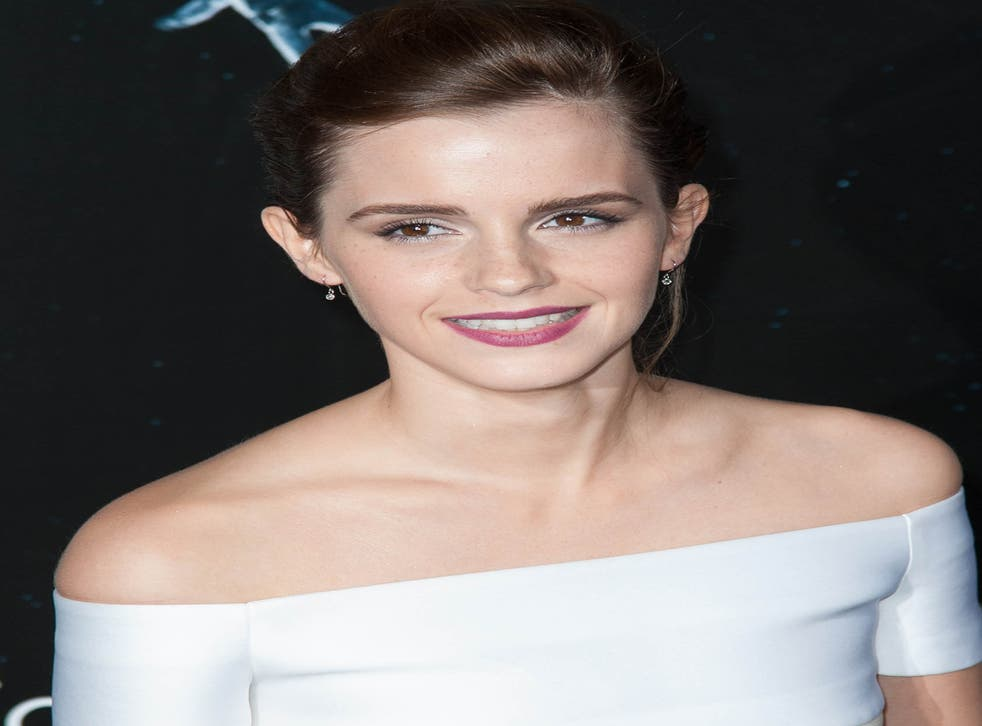 Emma Watson attends the New York premiere of 'Gravity'
