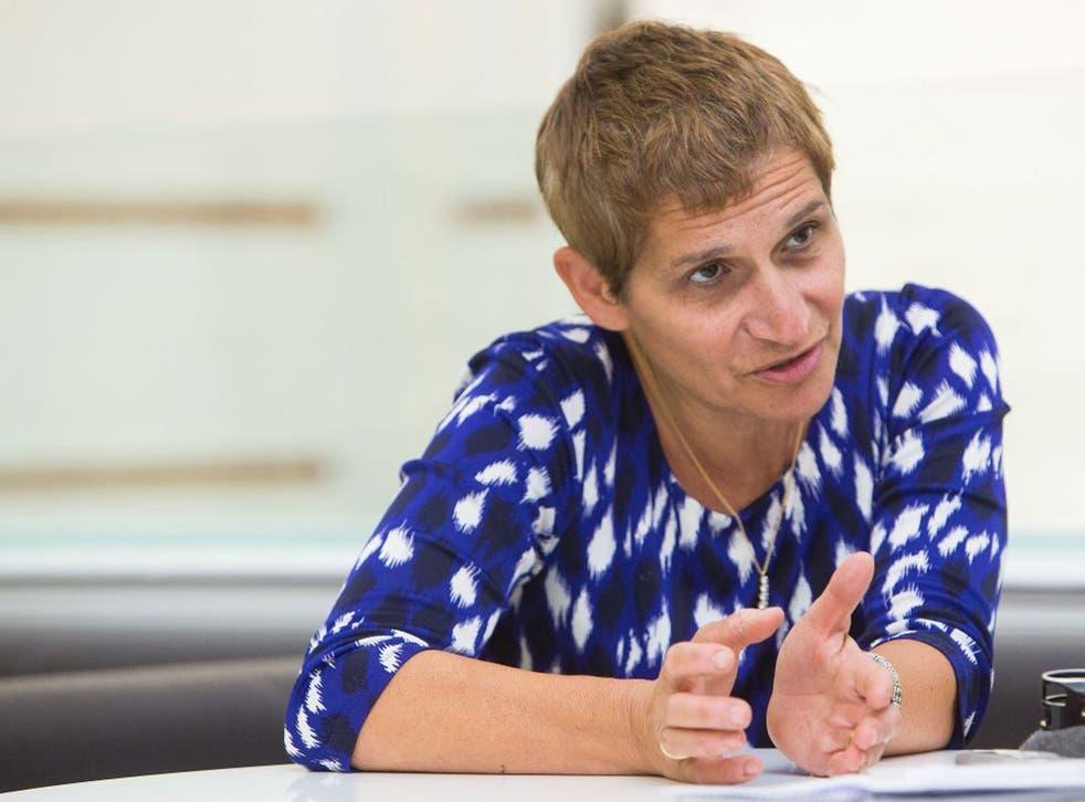 Dr Clare Gerada, who said GMC report found 'no evidence of discrimination'