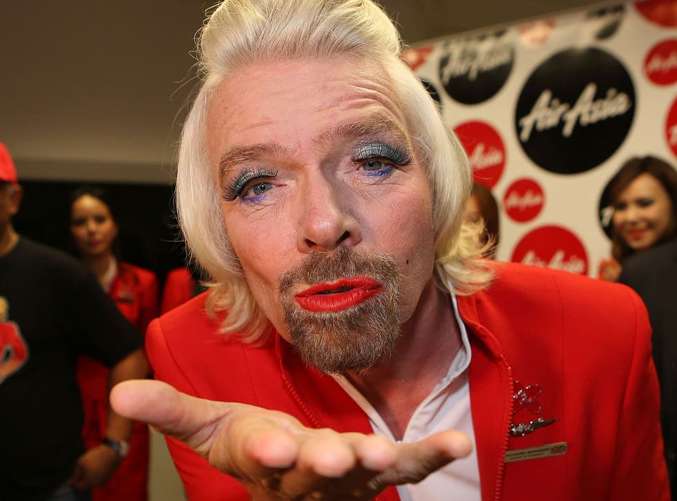 Sir Richard Branson has said he's leaving Britain for good - but not for tax reasons