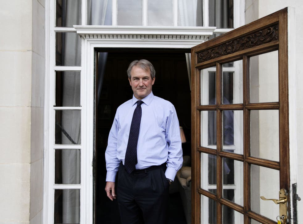 Owen Paterson sees his job as defending the countryside against an urban elite