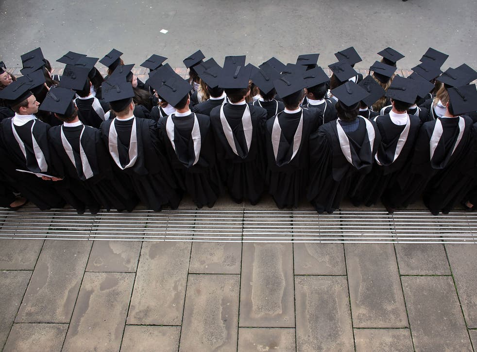 There is concern that a 'perfect storm' of graduate debt, lack of finance and job insecurity is brewing