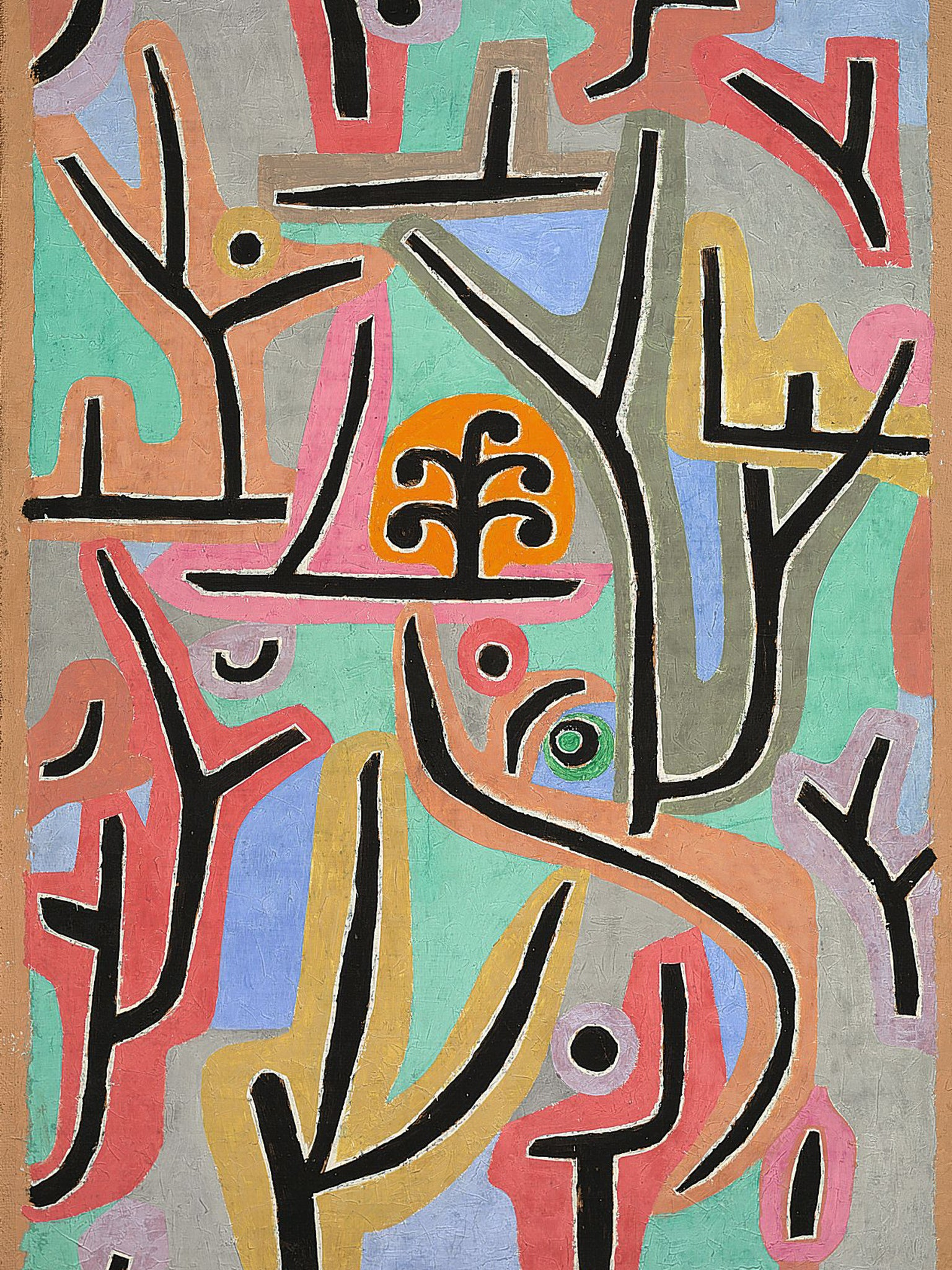 Paul Klee: Triumph of a 'degenerate' | The Independent