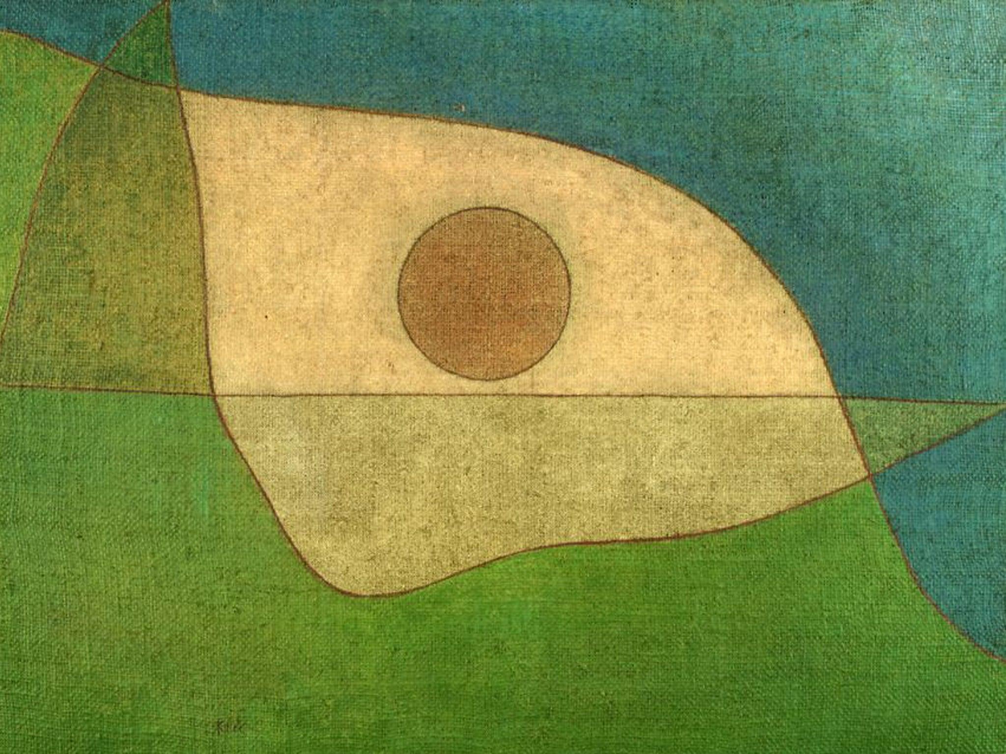 c36a5de7188 Paul Klee  Triumph of a  degenerate