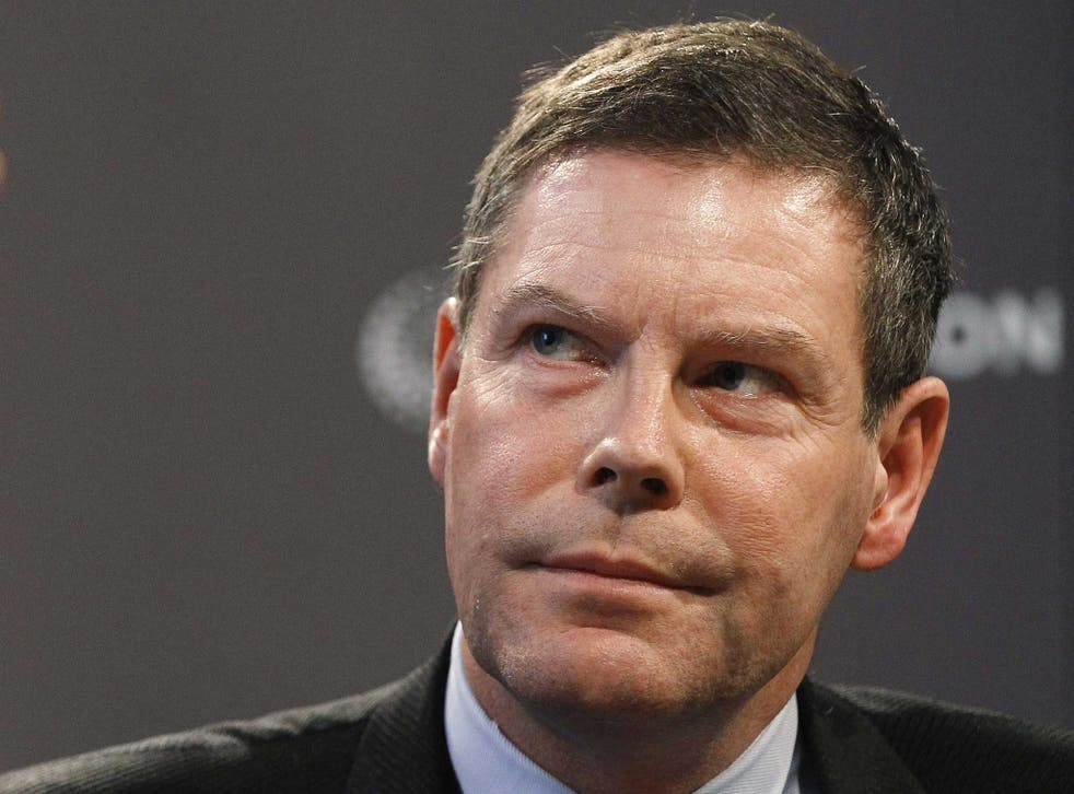 Sir Hector Sants today announced he will not be returning to Barclays