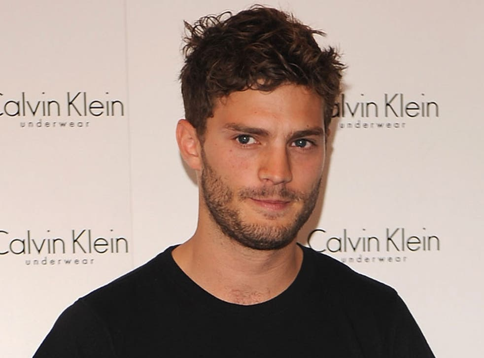 Jamie Dornan is rumoured to be replacing Charlie Hunnam in Fifty Shades of Grey
