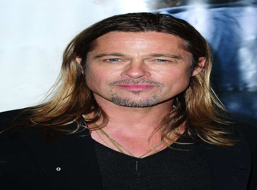Brad Pitt: A stuntman has been stabbed with a bayonet on the set of his new film