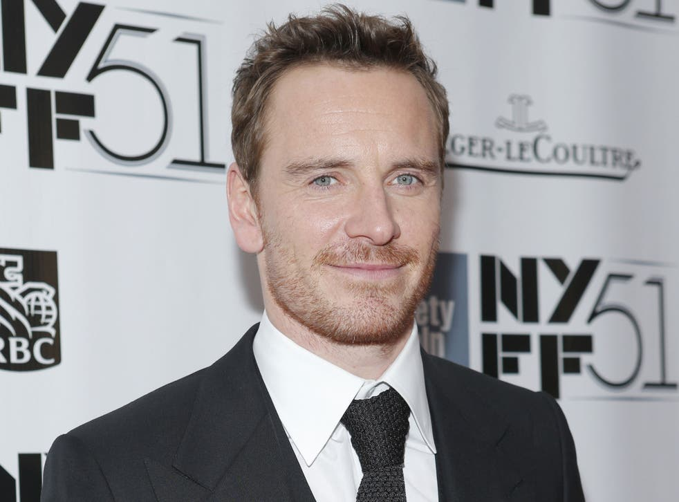 Michael Fassbender stars in 12 Years a Slave