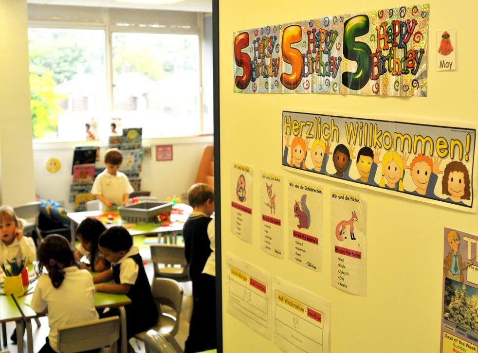 Judith Kerr Primary School in Herne Hill, south London