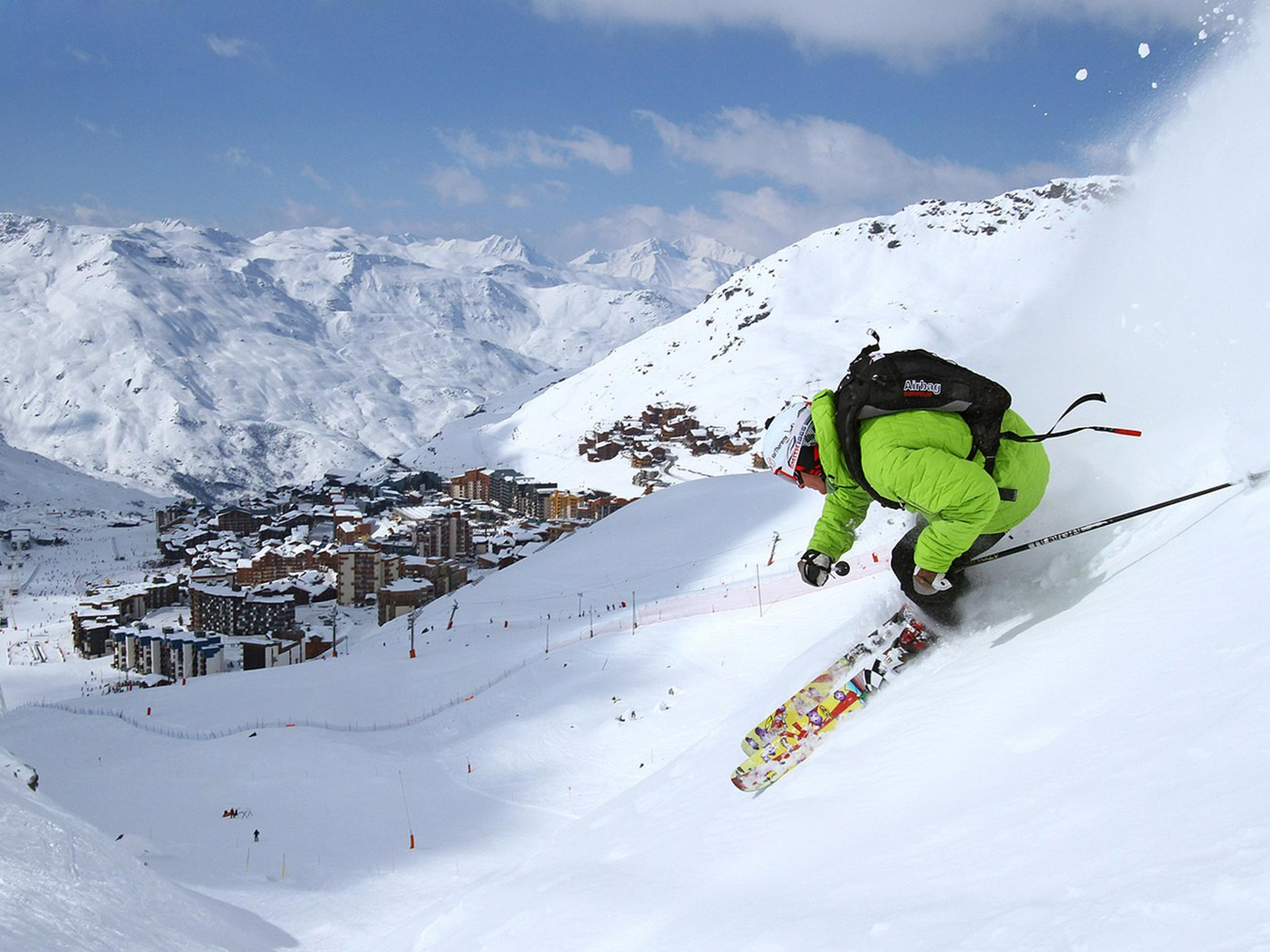 the 50 best ski resorts | the independent