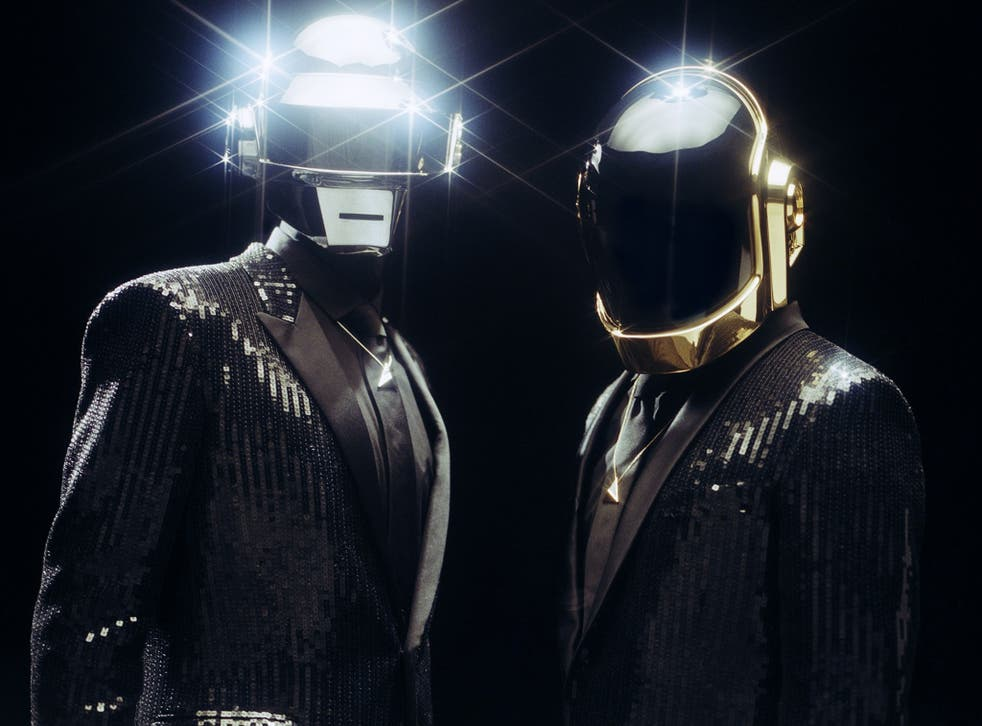 Daft Punk's Random Access Memories is the biggest selling LP of the year