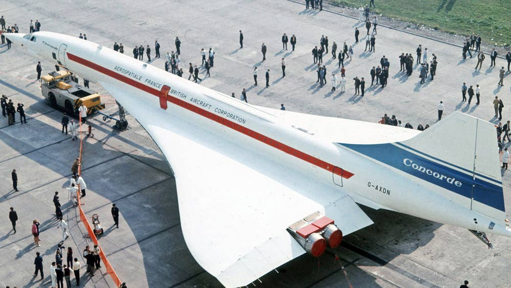 Concorde and supersonic travel: The days when the sun rose in the ...