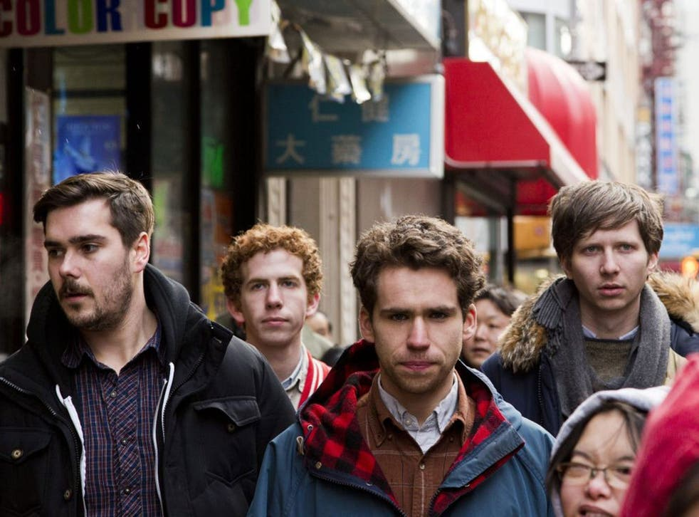 Brooklyn post-punk band Parquet Courts have recorded a new five track EP